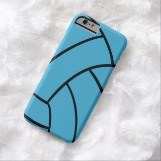 Turquoise Volleyball iPhone Case Barely There iPhone 6 Case