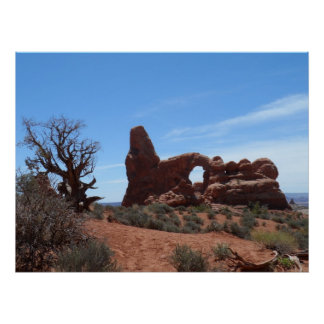 Turret Arch- Arches National Park Print