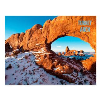 Turret Arch Postcard