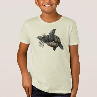 Turtle Anti Pollution T-Shirt