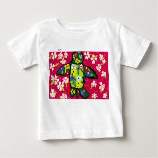 Turtle art baby T-Shirt