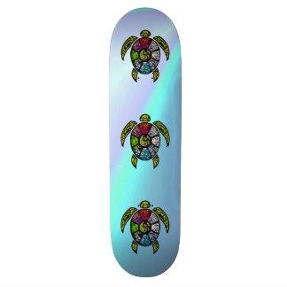 Turtle Ba-Gua Skate Boards