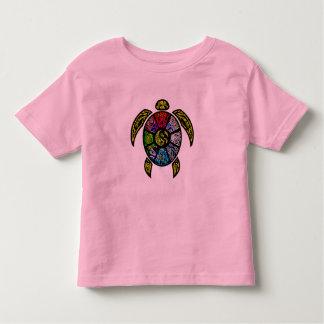 Turtle Ba-Gua Toddler T-Shirt