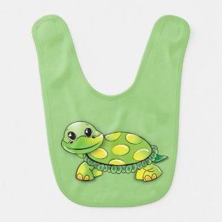 Turtle Baby Bib