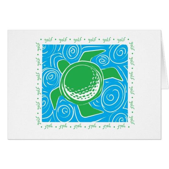 Turtle Beach Golf Card