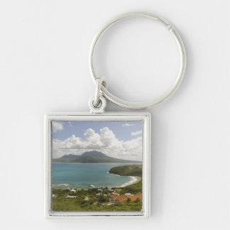 Turtle Beach, southeast peninsula, St Kitts, Key Ring