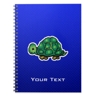 Turtle; Blue Journals
