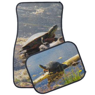 Turtle Car Floor Mats