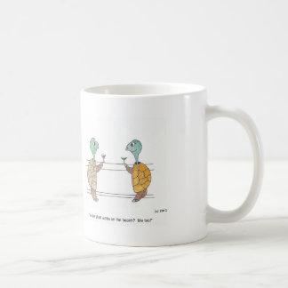 Turtle Cartoon Mug Coffee Mug