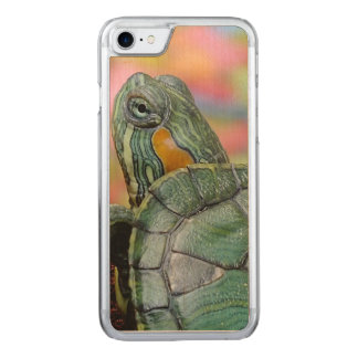 Turtle Carved iPhone 8/7 Case