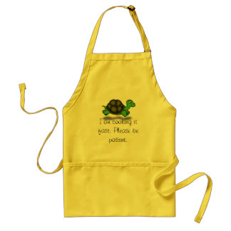 Turtle Cook Standard Apron