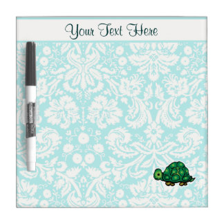 Turtle; Cute Dry-Erase Board