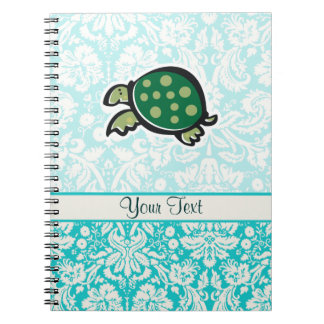 Turtle; Cute Notebooks