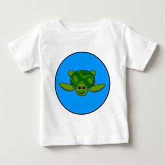 Turtle design baby T-Shirt