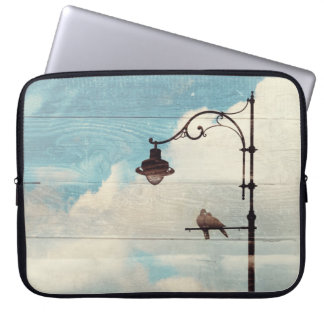 Turtle Doves - Love FOREVER AND EVER Laptop Sleeve