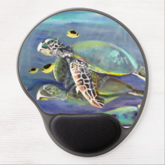 Turtle Duo Gel Mouse Mat