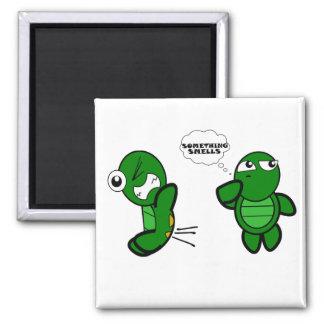 Turtle Fart Magnet