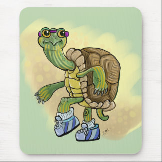 Turtle Fast! Mouse Mat