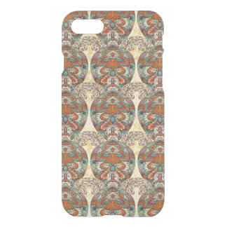 Turtle Floral Pattern iPhone 8/7 Case