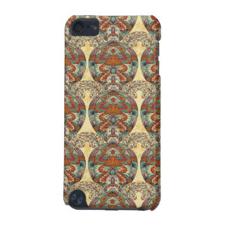 Turtle Floral Pattern iPod Touch 5G Case