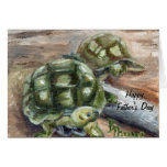 turtle Friends Father's Day Card