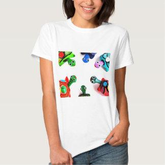 Turtle Heads! T Shirts