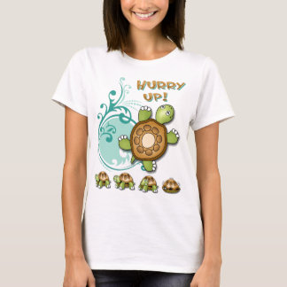 TURTLE Hurry Up T-Shirt