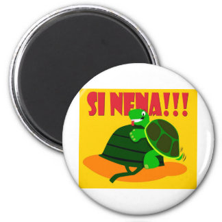 TURTLE - IF NENA REFRIGERATOR MAGNETS