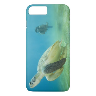 Turtle iPhone 8 Plus/7 Plus Case