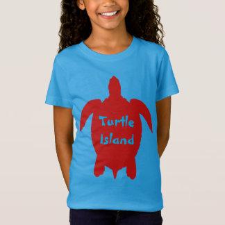 TURTLE ISLAND shirt