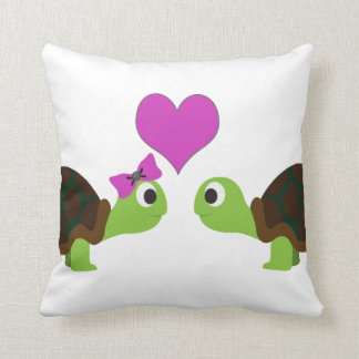 Turtle Love Cushion