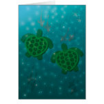 Turtle Love - The Pair of Us Greeting Cards