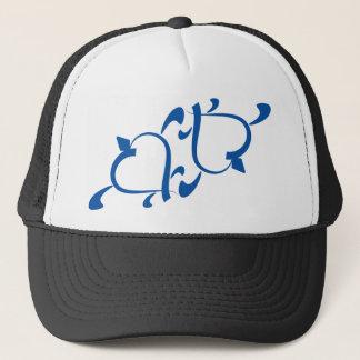 Turtle Love - Yin Yang Trucker Hat