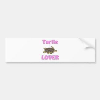 Turtle Lover Bumper Stickers