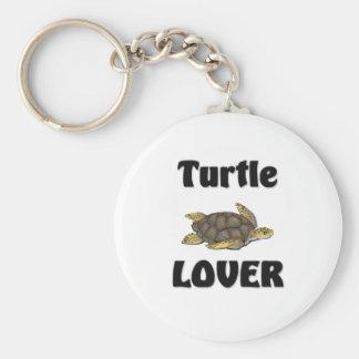 Turtle Lover Keychain