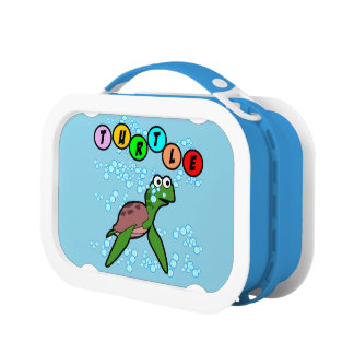 Turtle Lunch Box