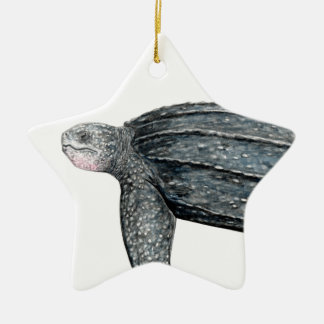 Turtle lute christmas ornament