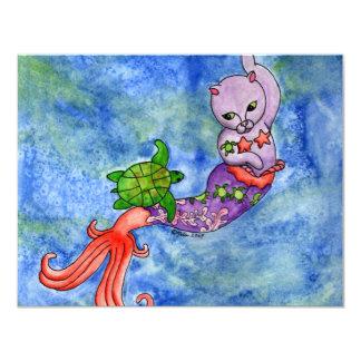Turtle Mercat Card