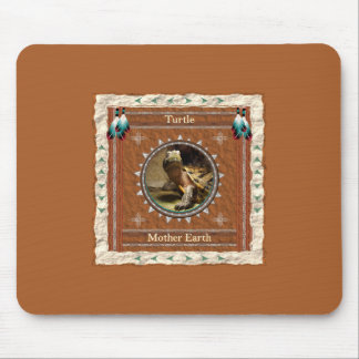 Turtle  -Mother Earth- Mousepad