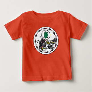 Turtle Mountain Band of Chippewa Baby T-Shirt