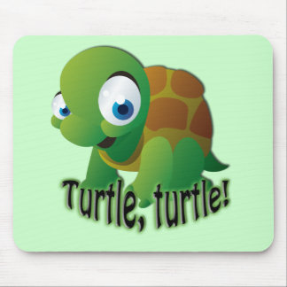 Turtle! Mouse Mat