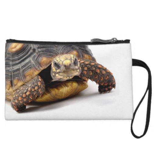 Turtle on Parade Wristlet Purses