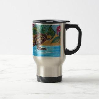 Turtle or tortoise accessories travel mug