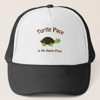 Turtle Pace Trucker Hat