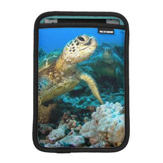 Turtle Pair iPad Mini Sleeve