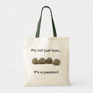 Turtle Passion Tote Bag