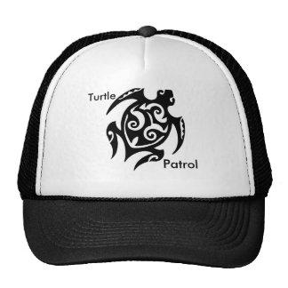 Turtle Patrol trucker hat