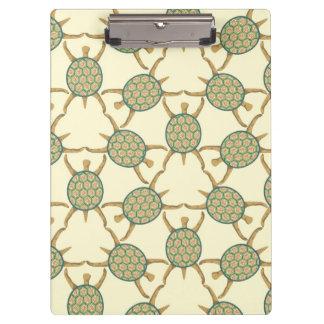 Turtle pattern clipboard