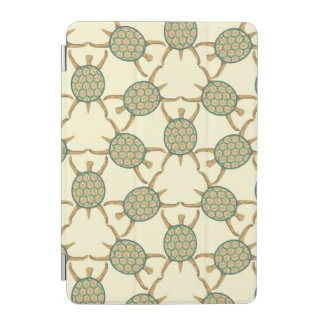 Turtle pattern iPad mini cover