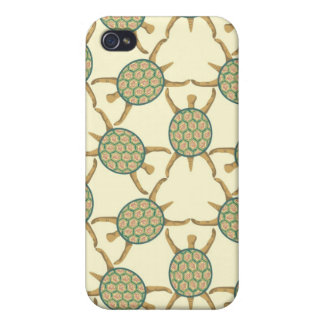 Turtle pattern iPhone 4/4S case